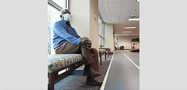 A PANDEMIC STRIKES: Isolation poses tough challenge for older people