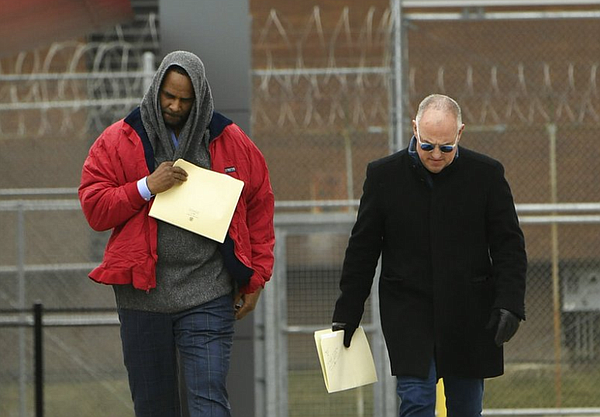 R Kelly Released From Jail After Payment Made