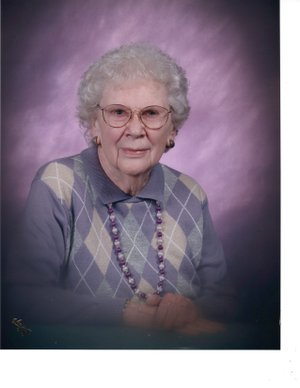 Photo of Pearl Inez Frye