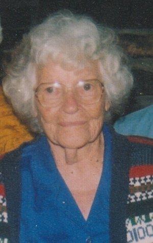 Photo of Mary Ann Johnson