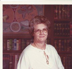 Photo of Myrtle Johnston