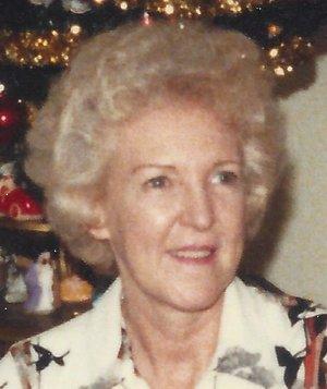 Photo of Betty Irene Griffith Schauweker
