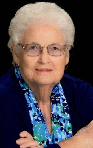 Photo of Hazel D. Pape Barrett