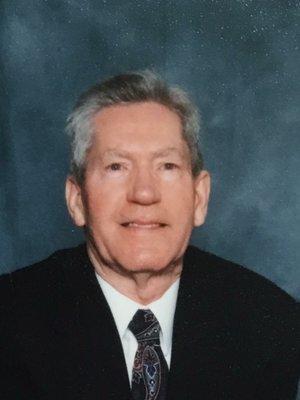 Photo of Charles Donald Grant