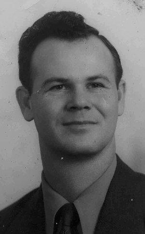 Photo of Joe C. Hall