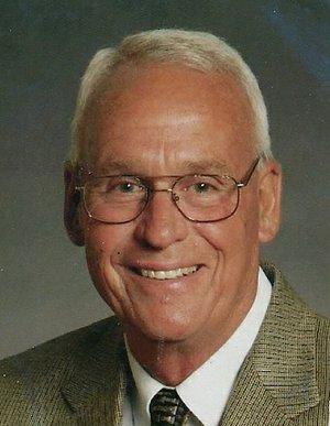 Photo of A. Dean Haley