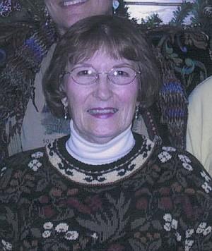 "Photo of Patricia ""Beryl"" Zemke"