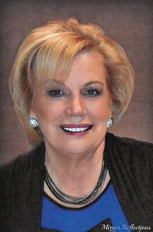 Photo of Margaret Kristine Mitchell