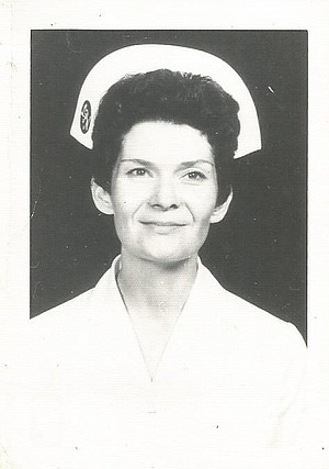 Photo of Katheryn G. Sims Mooney Ervin