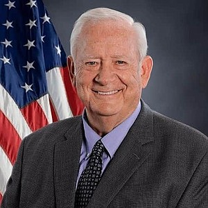 Photo of Dr. Herman Horton Ginger