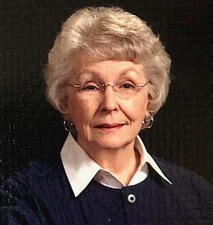 Photo of Betty Ann Harrell Dangeau