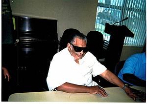 Photo of Eddie B. Lyles, Sr.