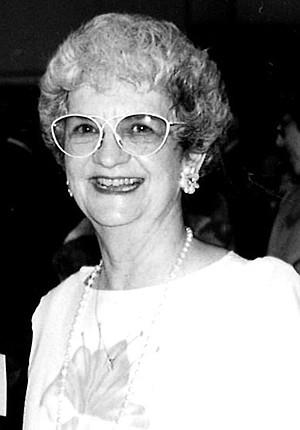 Photo of Martha Jack Cochran Doan