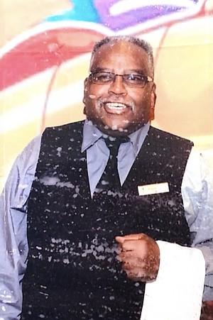 Photo of Ronald Ward