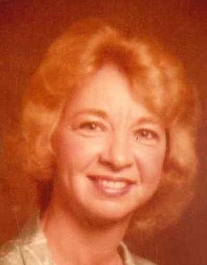 Photo of Betty Ann DuPriest