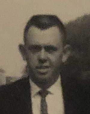 Photo of Cecil E. Hairston
