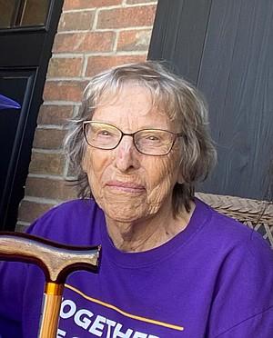 Photo of Ruby Faye Jones