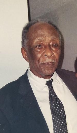 "Photo of William Eldridge ""Ike"" Brown Sr."