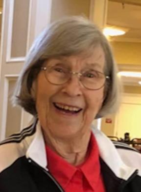 Photo of Betty Jean Dunlap Argo