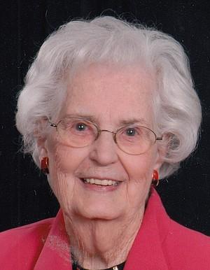 Photo of Mary Elizabeth Brosius