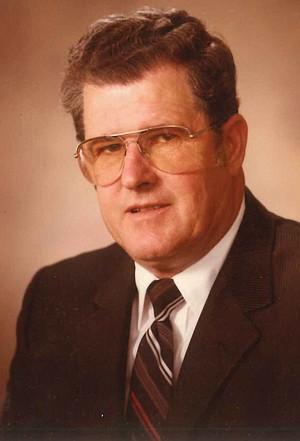 Photo of John B. Trafford