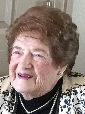 Photo of Mildred Gertrude Miller