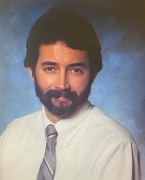 Photo of Robert E. Johnston