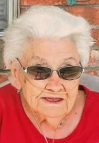 Photo of Essie Gertrue (Atkinson) James