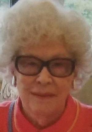 Photo of Irma Elaine Walsh