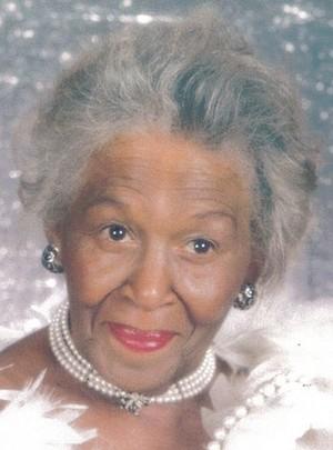 Photo of Ruby Mae Smith-Mosby