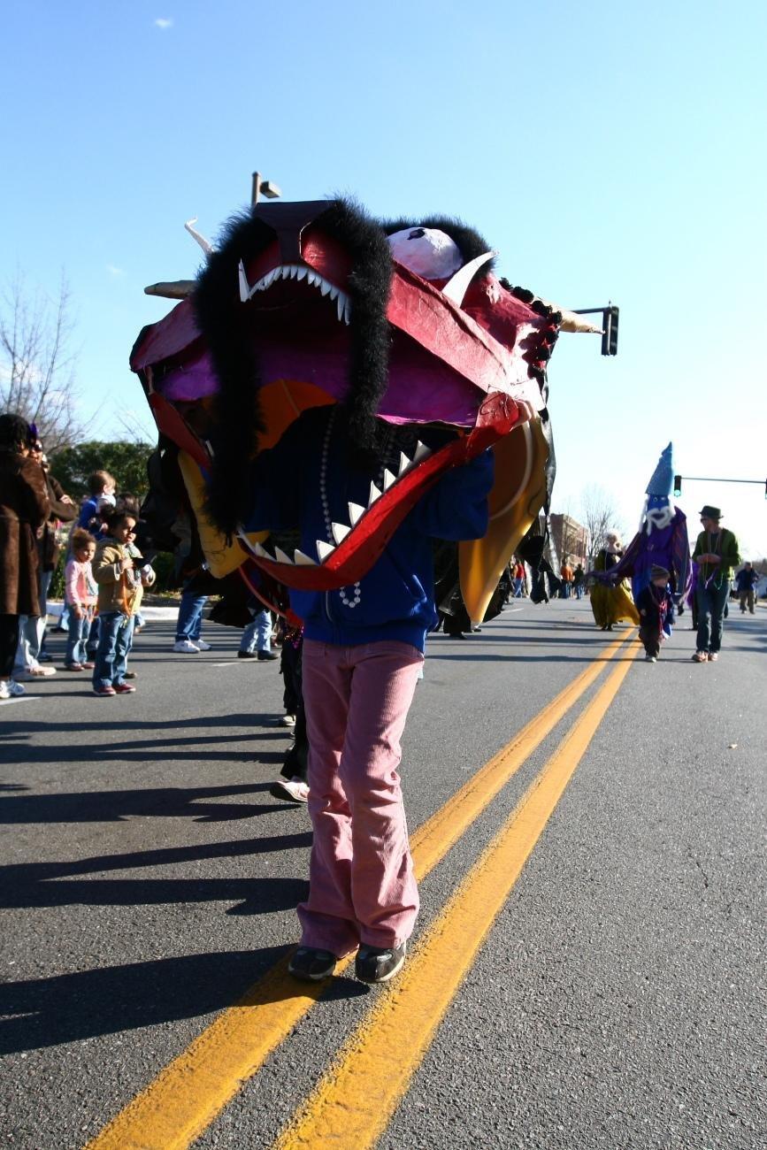 Little Rock Mardi Gras Parade