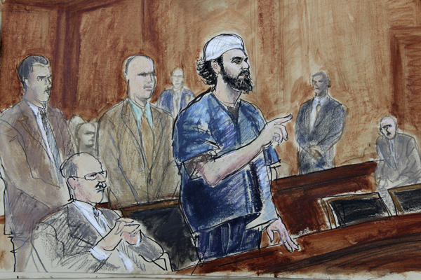 Times Square Bomber Sentenced Warns Of More Attacks