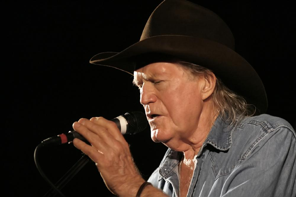 Songsmith Billy Joe Shaver Tunes Up Rev Room