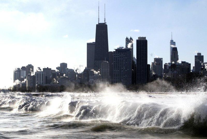 Persistent Below Zero Temperatures Visit Midwest Again
