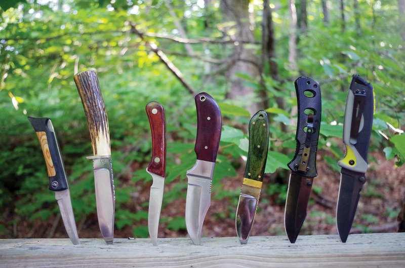 How Does One Choose The Right Hunting Knife
