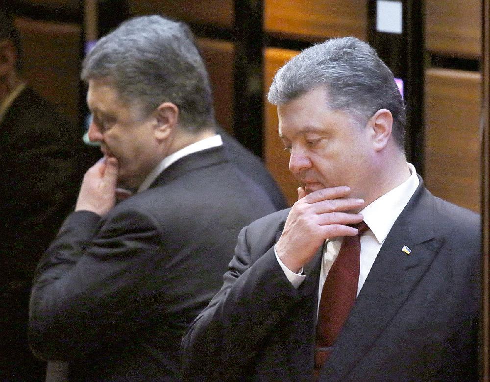 4 Hammer Out Ukraine Truce
