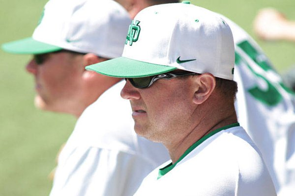 North Dakota coach Jeff Dodson and his team will play 21 consecutive road games to begin the season.