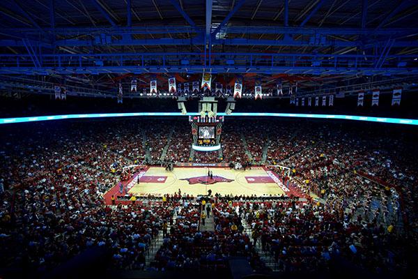 Yurachek: Bud Walton Arena renovation plans moving forward