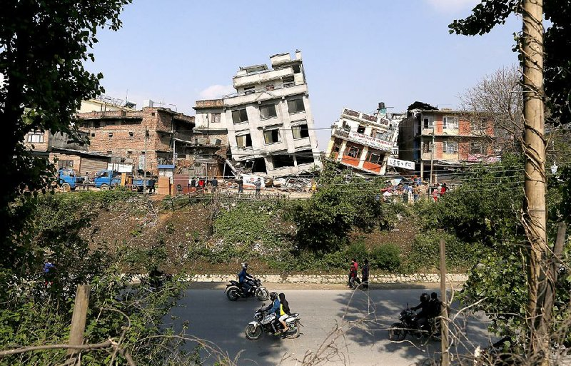 Workers Aid Not Reaching Nepal Villages