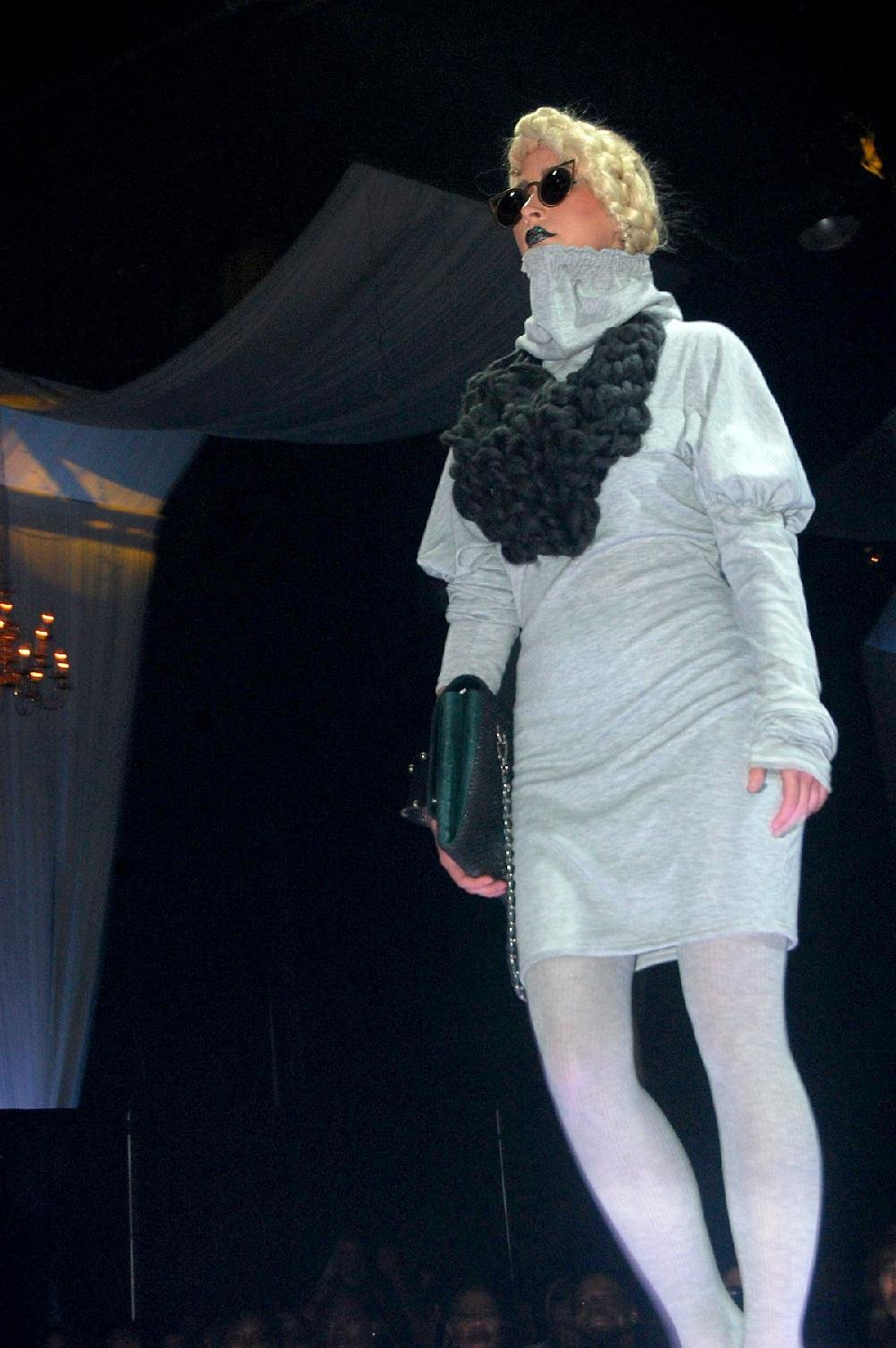 Braxton Herbert Gives Fashion Preview Guests A Frill