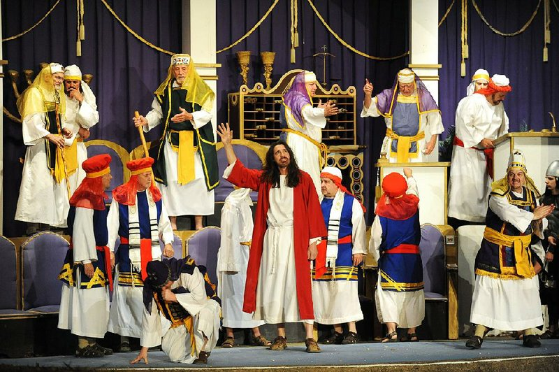 Passion Play Targets College Crowd