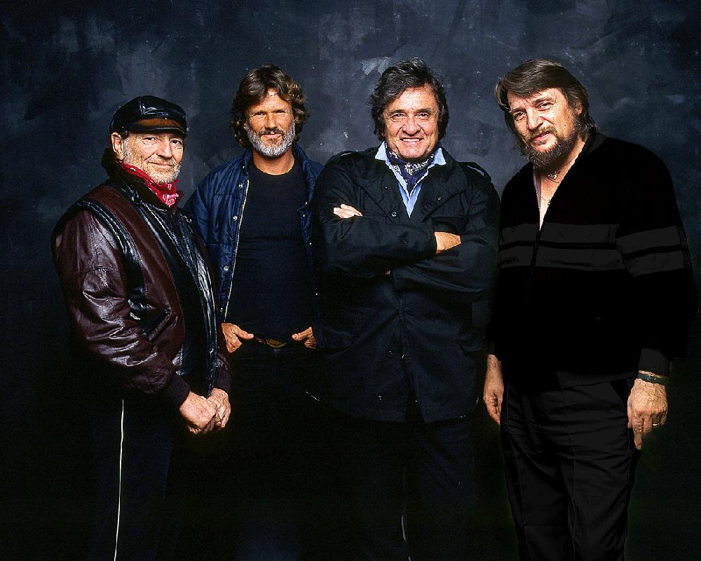 Pbs Airs Special On Highwaymen Supergroup