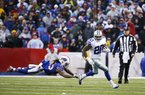 Dallas Cowboys running back Darren McFadden finished fourth in the NFL last season with 1,089 yards rushing despite not taking over as the lead back until the seventh game.