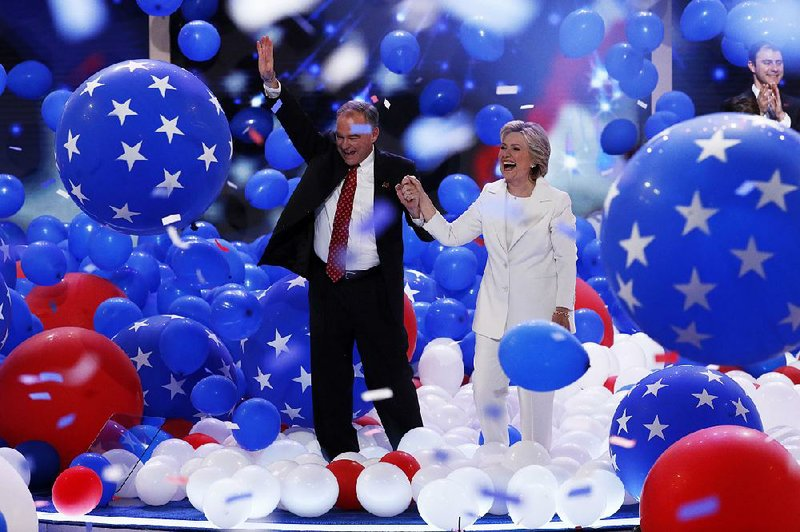 Hillary Clinton Accepts Makes U S History