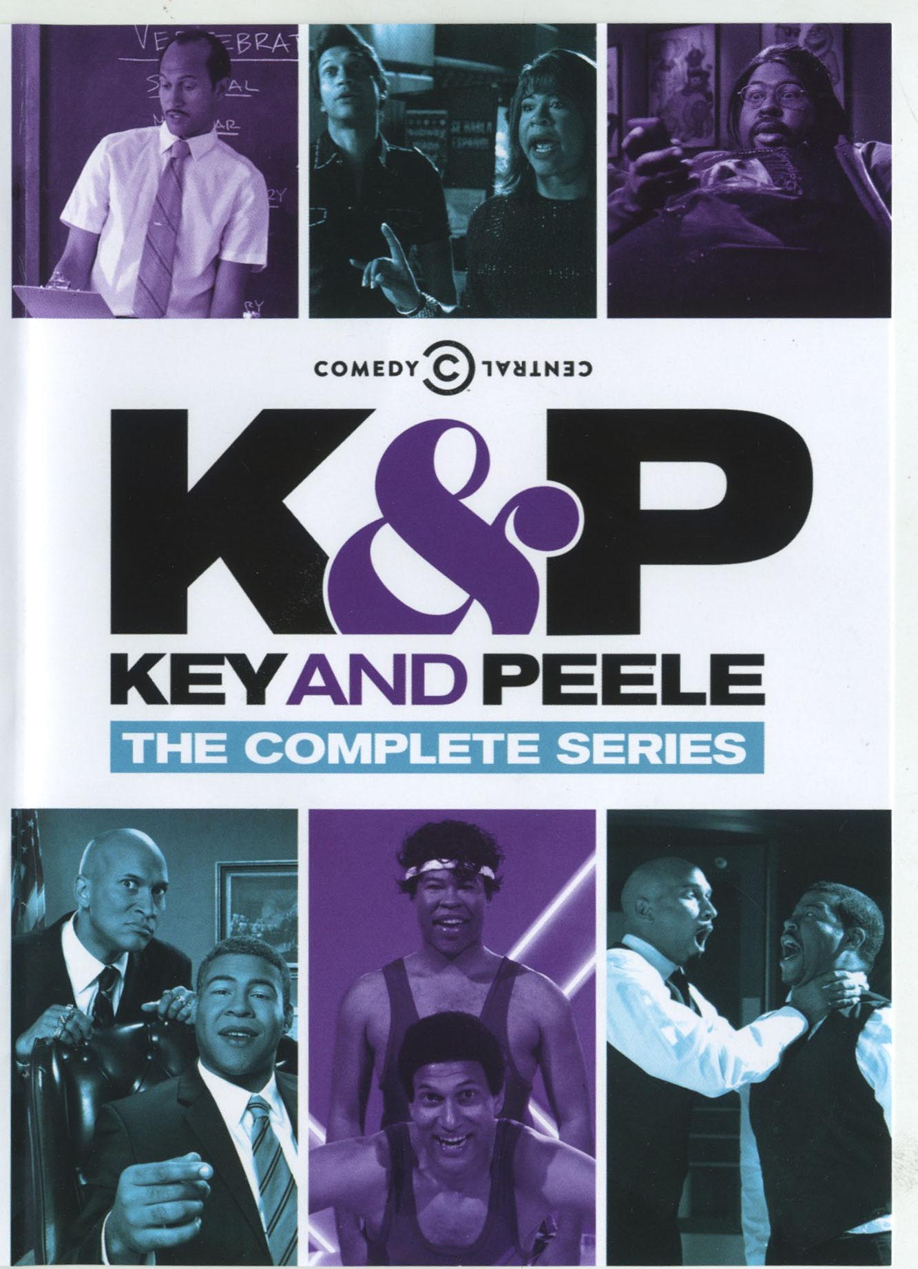 Complete Key Peele Series A Treasure Trove Of Comedy