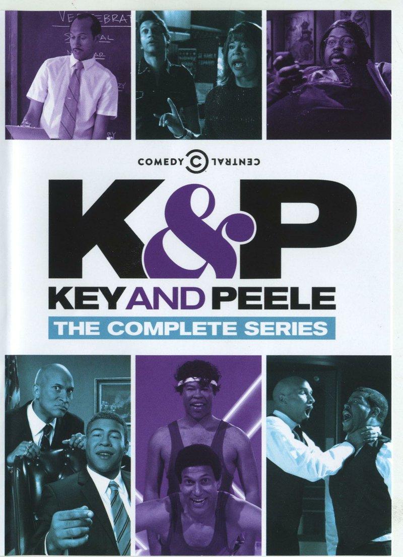 Complete Key Peele Series A Treasure Trove Of Comedy