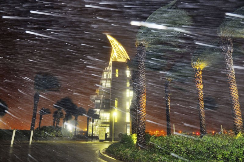 Hurricane Matthew Threatens Some Of South S Most Storied Cities