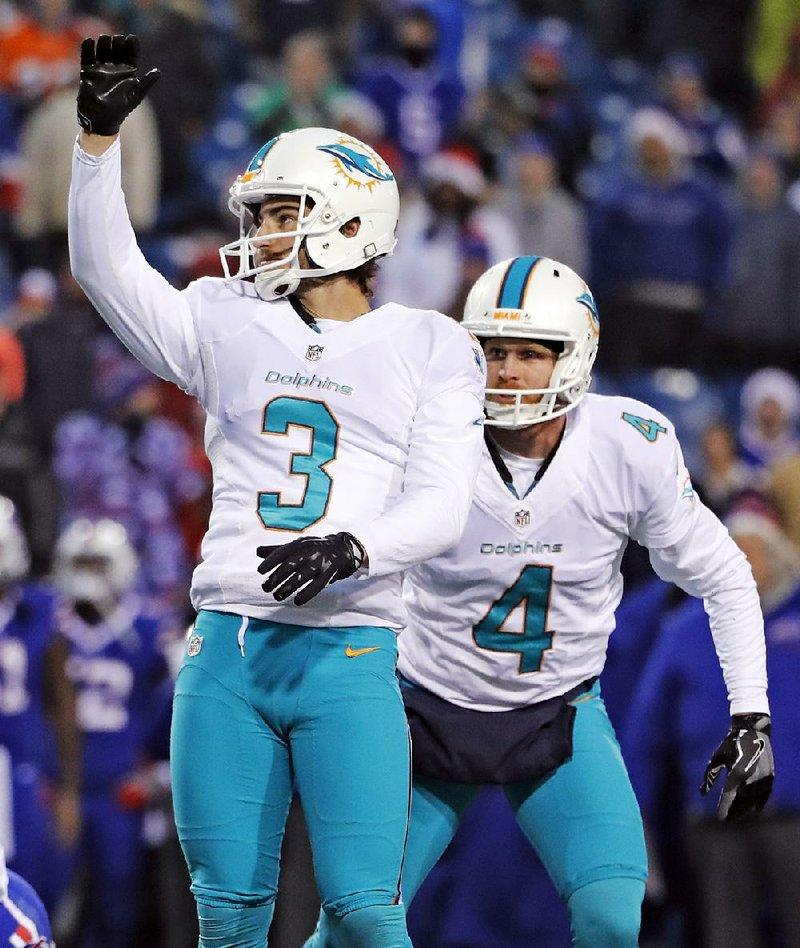 Franks' FG seals Miami's victory