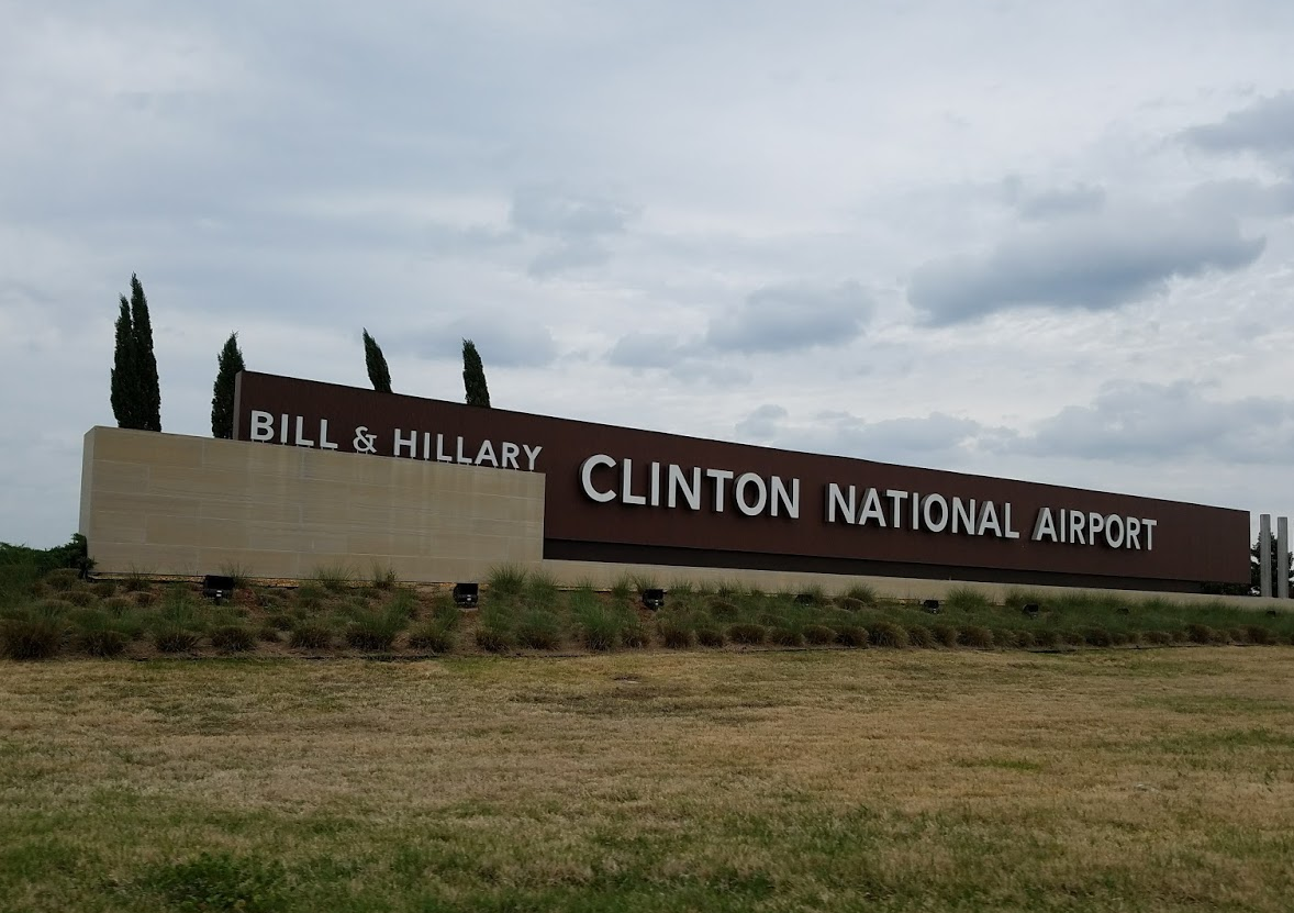 Bids in on Little Rock airport taxiways project