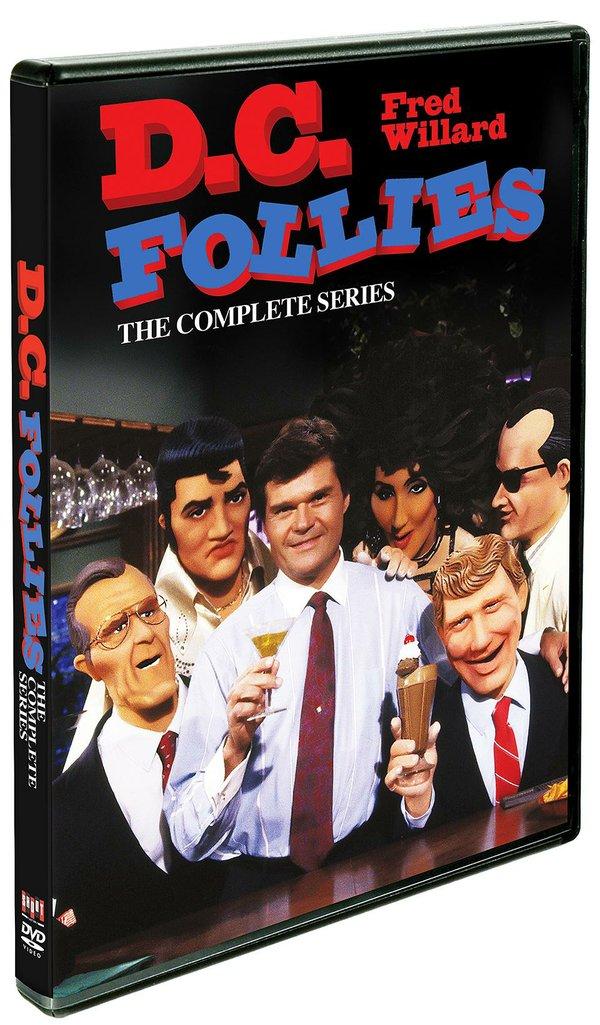 Tv Pioneer S Game Show Odd D C Follies On Dvd